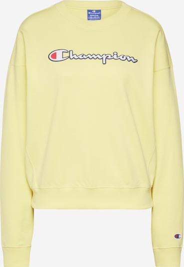Champion Authentic Athletic Apparel Sweatshirt in gelb, Produktansicht