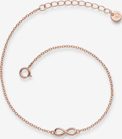 Glanzstücke München Armband in rosegold, Produktansicht
