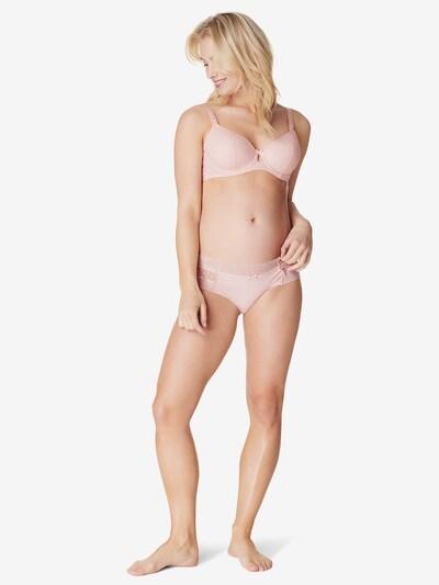 Noppies Slip 'Mesh' in rosa: Frontalansicht