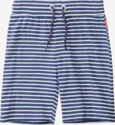 STACCATO Shorts in blau / weiß, Produktansicht