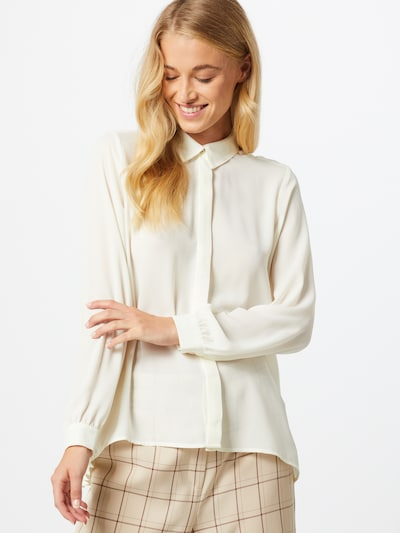 ONLY Blouse 'LVIOLA' in de kleur Offwhite, Modelweergave