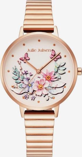 Julie Julsen Uhr 'mit Wechselband' in mischfarben, Produktansicht
