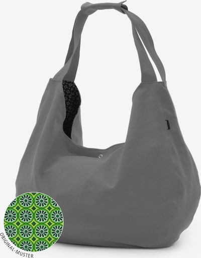 YOGISTAR.COM Yogatasche 'Active - Maxi Big - Cotton' in grau, Produktansicht