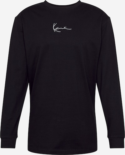 Karl Kani Shirt 'Small Signature' in schwarz, Produktansicht