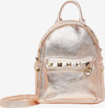 MYMO Rucksack in rosegold, Produktansicht