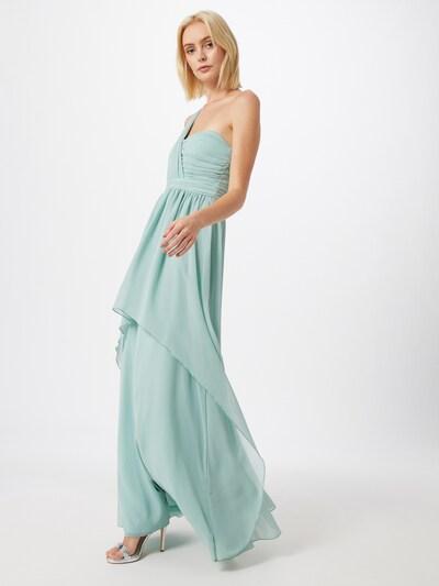 Boohoo Kleid in türkis / hellblau / mint, Modelansicht