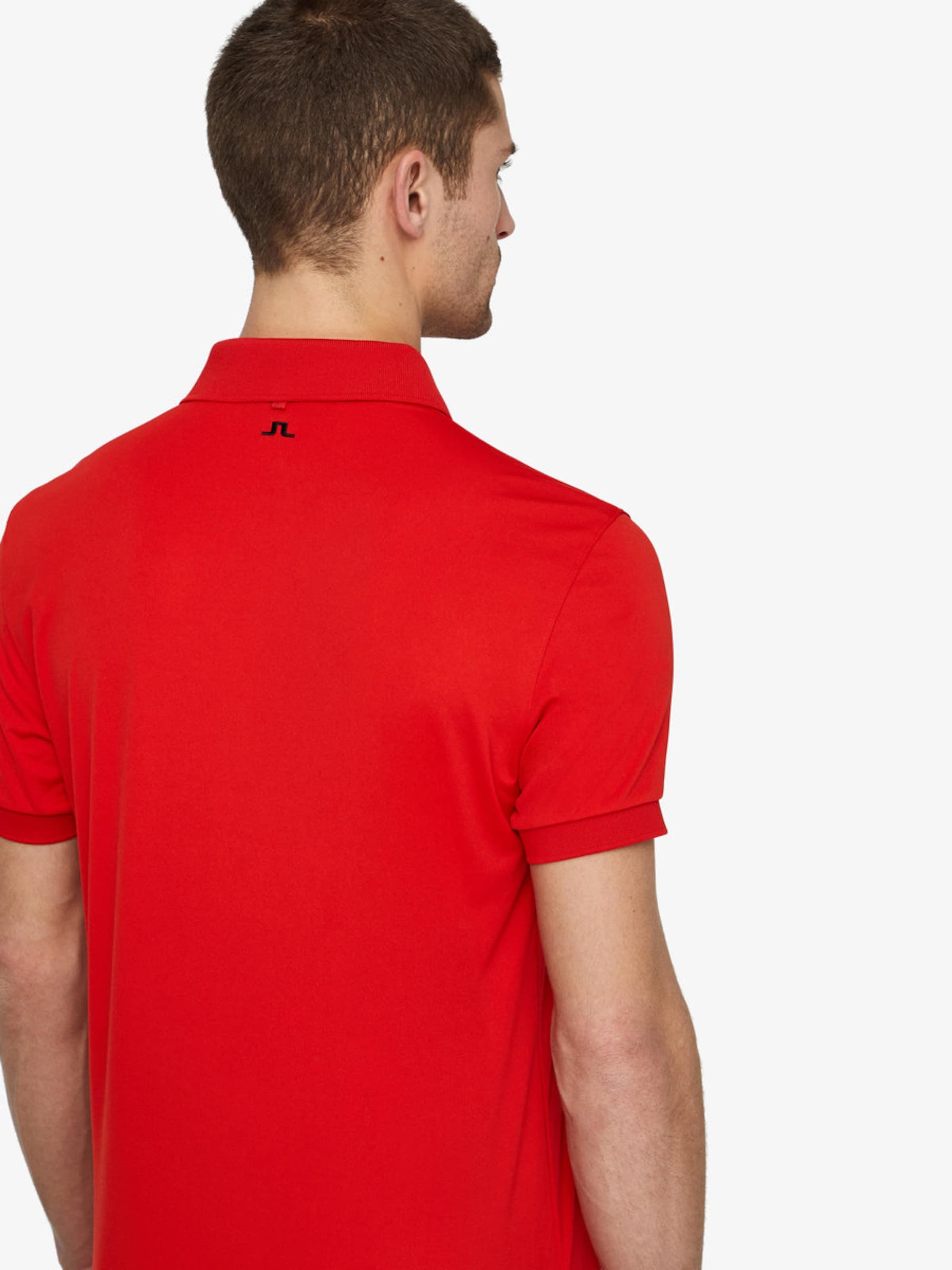 lindeberg En J shirt T Rouge NX0kOnP8wZ
