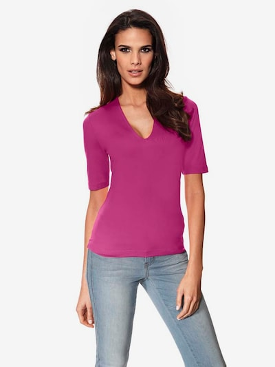 Ashley Brooke by heine Shirt in Pink: Frontal view