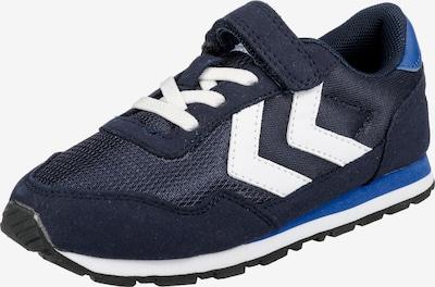 Hummel Sneaker 'Reflex' in blau / nachtblau / weiß, Produktansicht