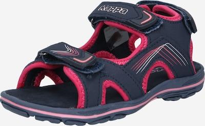 KAPPA Sandale  'SHIPLAKE K' in navy / pink, Produktansicht