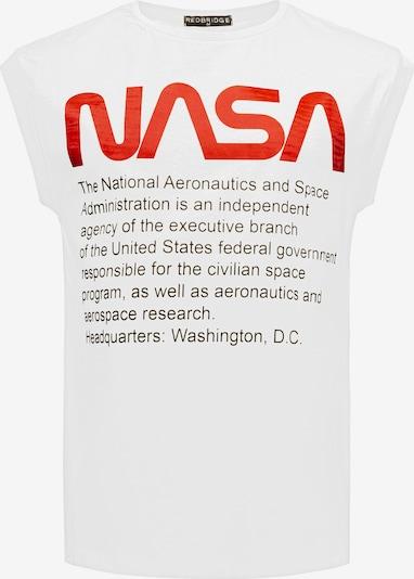 Redbridge Tanktop 'Washington NASA' in weiß, Produktansicht
