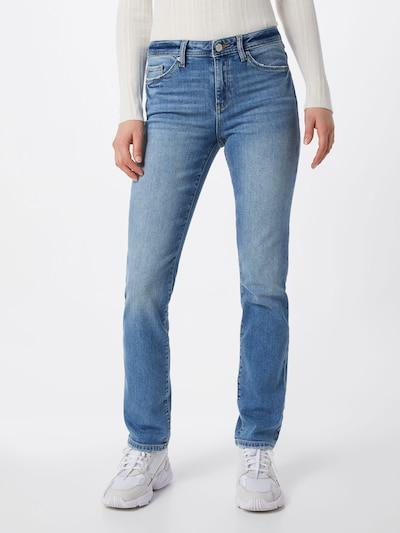 ESPRIT Jeans 'MR Straight Mod' in blue denim, Modelansicht