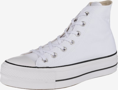 CONVERSE Sneakers high in Black / White, Item view