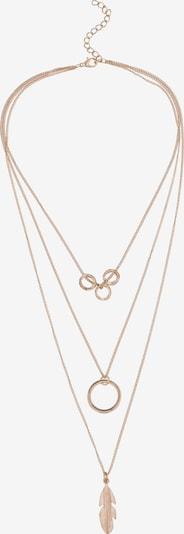 sweet deluxe Halsketteson in gold, Produktansicht