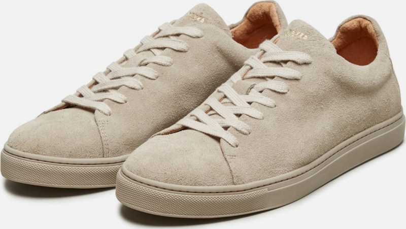 SELECTED HOMME Wildleder Sneaker