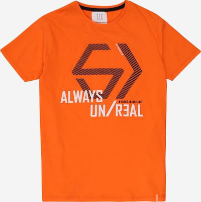 STACCATO Tričko - kobaltová modř / tmavě oranžová / bílá, Produkt