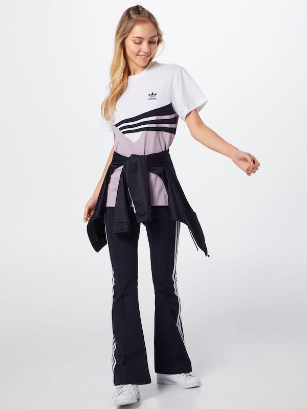 Originals Blanc RoséNoir Adidas shirt En T sdChxrQtB