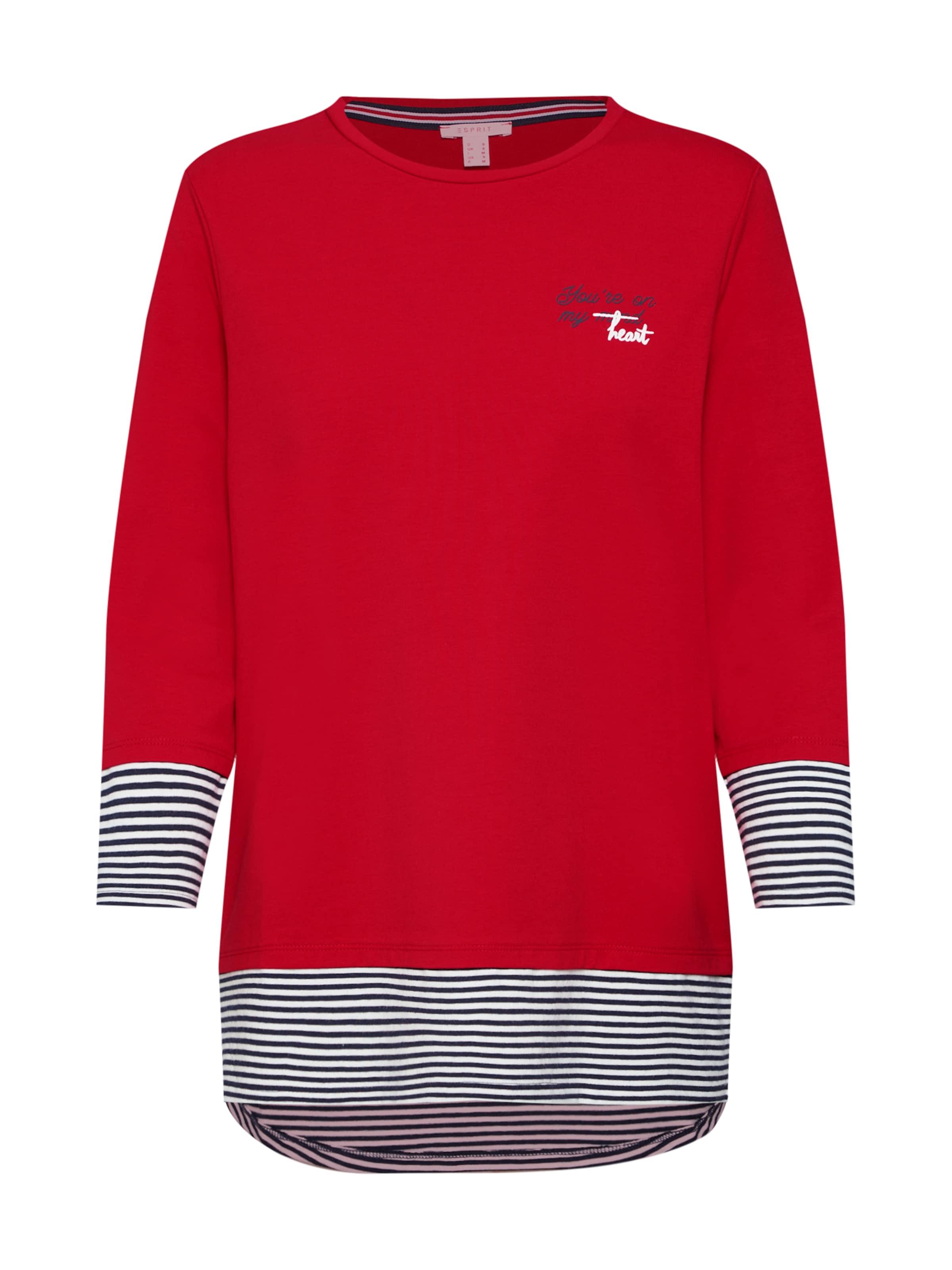 Shirt In Rood In Esprit Rood Esprit In Esprit Shirt Rood Esprit Shirt fI76yvYbg