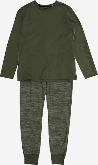 SANETTA Pyjama in khaki, Produktansicht