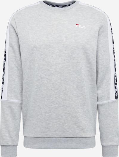 FILA Sweatshirt 'Teom' in de kleur Grijs, Productweergave