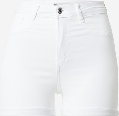 Gina Tricot Shorts 'Molly' in white denim, Produktansicht