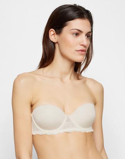 Calvin Klein Underwear Soutien-gorge 'Lift Multiway' en blanc: Vue de face