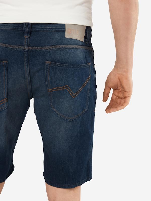 Tom Tailor Denim Regular Fit Denim Shorts