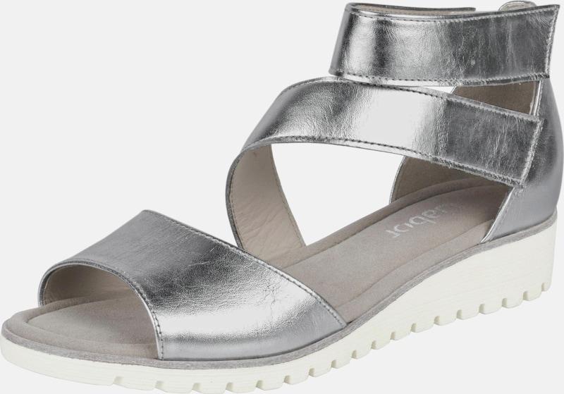 GABOR Sandalette mit Glanzeffekt