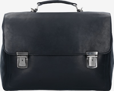 Harold's Aktentasche 'Heritage Campo' in schwarz, Produktansicht
