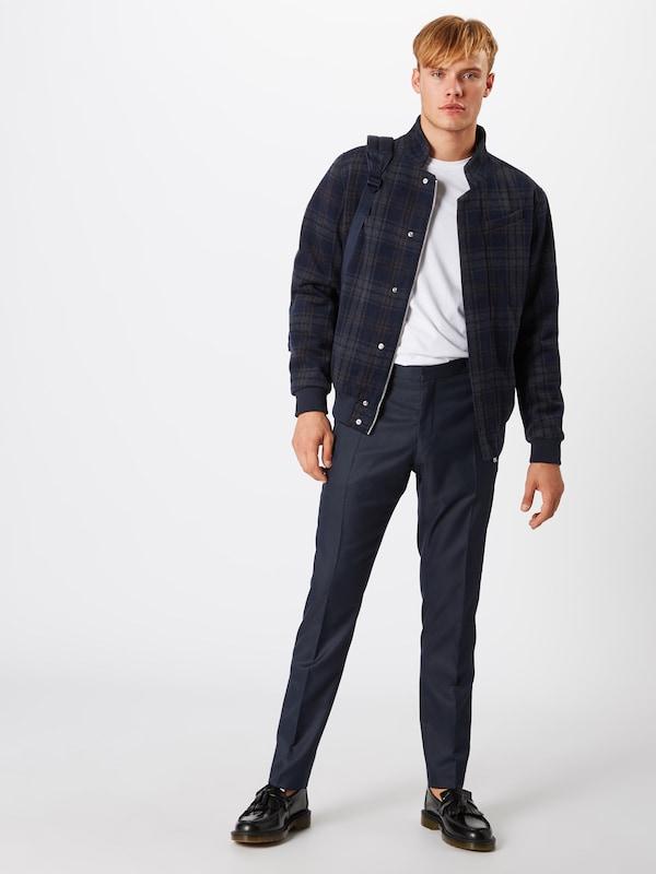saison Jackamp; 'jprgruff Wool Bomber' MarineGris Veste Bleu Mi Jones En oQdBstChrx