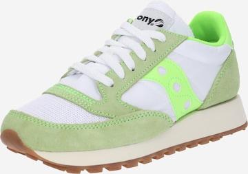 saucony Sneakers 'JAZZ ORIGINAL VINTAGE' in Green
