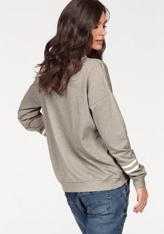 Cream Sweatshirt 'GYTA'