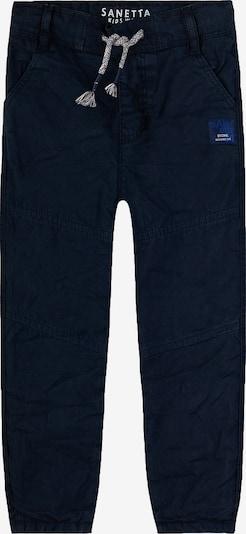 Sanetta Kidswear Stoffhose in nachtblau, Produktansicht