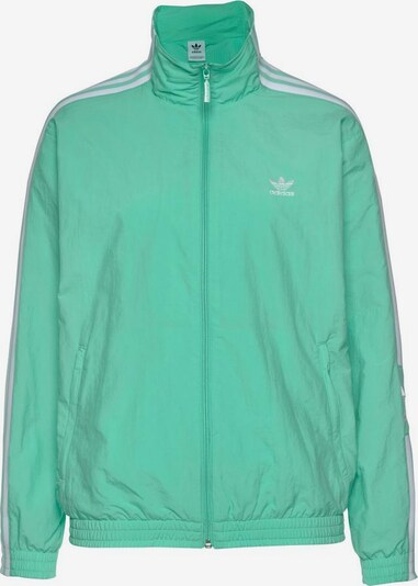 ADIDAS ORIGINALS Trainingsjacke 'Lock Up TT' in mint, Produktansicht