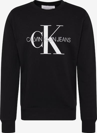 Calvin Klein Jeans Mikina 'CORE MONOGRAM LOGO SWEATSHIRT' - čierna, Produkt