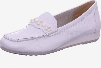 CAPRICE Mokassin in weiß, Produktansicht