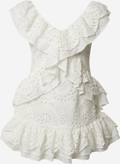 GLAMOROUS Kleid in offwhite, Produktansicht