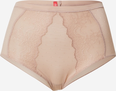 SPANX Shapingslip 'Lace Brief' in de kleur Beige, Productweergave