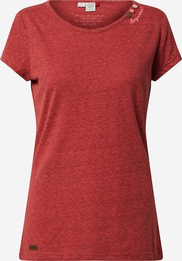 Ragwear Shirt 'MINT' in de kleur Rood, Productweergave