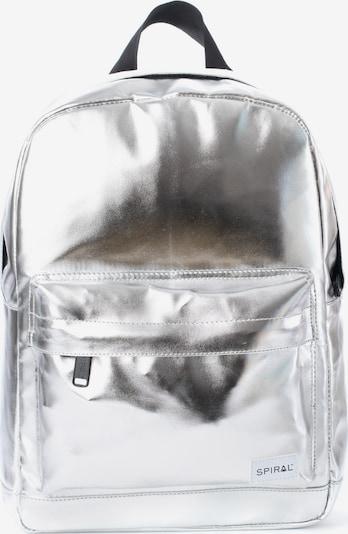 SPIRAL Rugzak 'MINI' in de kleur Zwart / Zilver, Productweergave