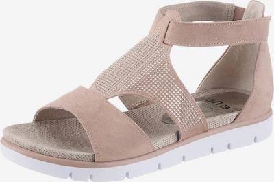 JANA Sandale in nude, Produktansicht
