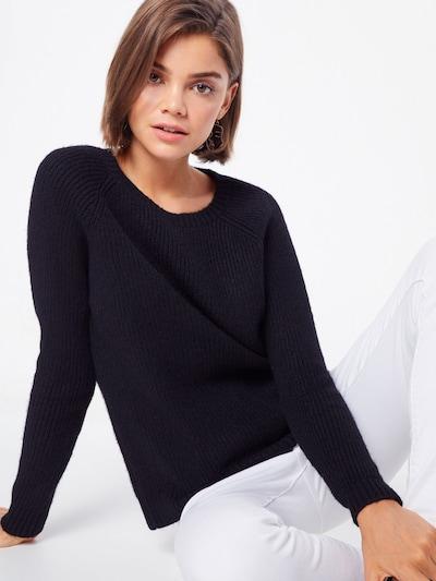 LTB Pullover 'DOLAPE' in schwarz, Modelansicht