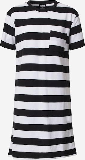 Urban Classics Sukienka w kolorze czarny / białym, Podgląd produktu