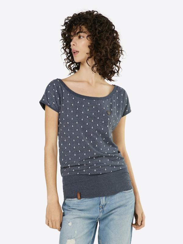 En Naketano 'wolle T Ankerdizzel' shirt Indigo hrtdCsQ