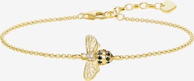 Thomas Sabo Armband 'Biene' in gold, Produktansicht
