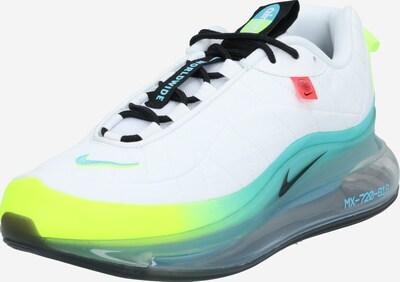 Nike Sportswear Sneaker 'MX-720-818' in blau / gelb / weiß, Produktansicht