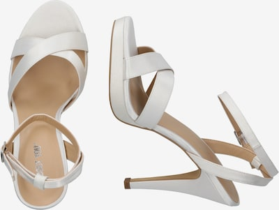 ABOUT YOU Strap sandal 'Valentina' in White, Item view