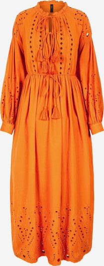 Y.A.S YASRINA Maxikleid in orange, Produktansicht