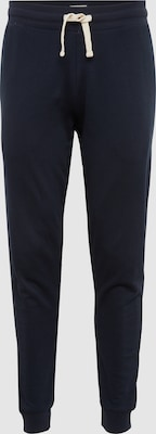 JACK & JONES Broek 'JJEHOLMEN SWEAT PANTS NOOS' in Blauw / Navy