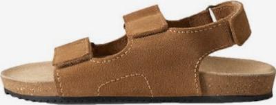MANGO KIDS Sandaletten 'Federal' in braun, Produktansicht